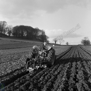 Ploughing, Howe Hill